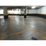 piso polido colorido
