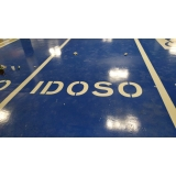 preço de pintura epóxi de concreto para garagem Raposo Tavares