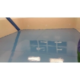 preço de pintura epóxi piso concreto Freguesia do Ó