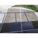 quanto custa aplicação resina epóxi piso Itaquera