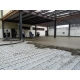 quanto custa piso de concreto de alta resistência Campo Grande