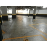 quanto custa piso de concreto estacionamento Sacomã