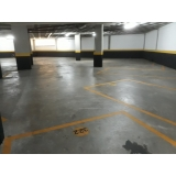 quanto custa piso de concreto polido branco Vila Andrade