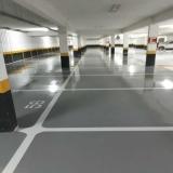 quanto custa piso epóxi para garagem Jaraguá
