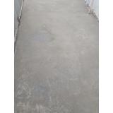 quanto custa recuperação de piso de concreto antiderrapante Vila Mariana