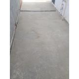 quanto custa recuperação de piso de concreto para jardim Consolação