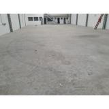 quanto custa recuperação de piso de concreto queimado Cidade Jardim