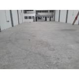 quanto custa recuperação de piso de concreto usinado Vila Buarque