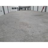 quanto custa recuperação de piso em galpão Taboão da Serra