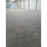 quanto custa recuperação de piso industrial concreto polido Vila Esperança
