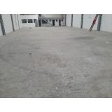 quanto custa recuperação de piso industrial metálico Guaianases