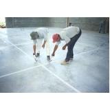 quanto custa recuperação de trincas em pisos de concreto Ermelino Matarazzo