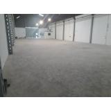 recuperação de piso de concreto acabado preço Cambuci