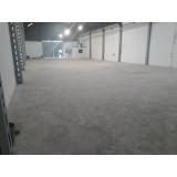 recuperação de piso de concreto acabado valor Embu Guaçú