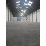 recuperação de piso de concreto aparente preço Água Funda
