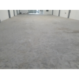 recuperação de piso de concreto aparente valor Suzano