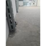 recuperação de piso de concreto aparente Itaim Bibi