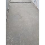 recuperação de piso de concreto área externa preço Santa Efigênia