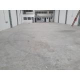 recuperação de piso de concreto polido Arujá
