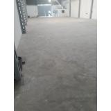 recuperação de piso de concreto queimado preço Ferraz de Vasconcelos