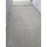 recuperação de piso de concreto queimado Freguesia do Ó