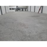 recuperação de piso industrial acabamento valor São Domingos