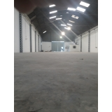 recuperação de piso industrial de alta resistência Tucuruvi