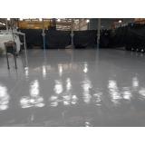 recuperação de piso industrial epóxi valor Biritiba Mirim
