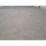 recuperação de piso industrial galpão valor Consolação