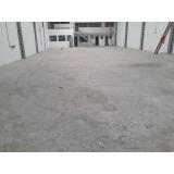 recuperação de piso industrial galpão Água Funda