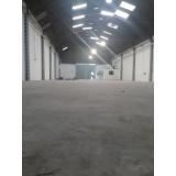 recuperações de piso industrial