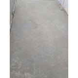 recuperação de piso de concreto polido