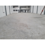 recuperação de piso