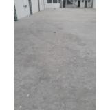 recuperação piso velho