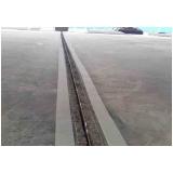 recuperação de trincas em pisos de concreto preço Mooca