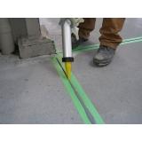 recuperação de trincas em pisos de concreto valor Jardim Bonfiglioli