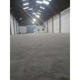 recuperação piso industrial valor Jaraguá