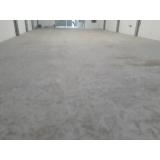 recuperações de piso industrial preço Higienópolis