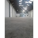 recuperações de piso industrial Jardim São Luiz