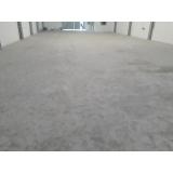 restauração de concreto piso valor Campo Grande