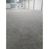 restauração de concreto piso Engenheiro Goulart
