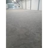 restauração de concreto piso