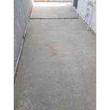 restauração de piso concreto