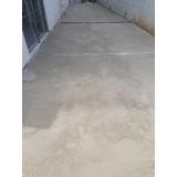 restauração de piso de cimento rachado Jaraguá