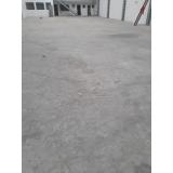 restauração de piso de concreto preço Capão Redondo