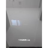 revestimento porcelanato autonivelante branco valor Caieiras