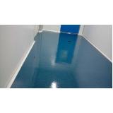 serviço de aplicação de resina epóxi para piso Tremembé