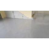 valor de aplicação de resina epóxi em pisos Consolação