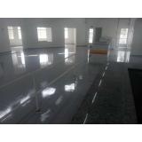 valor de aplicação de resina epóxi para piso Tucuruvi