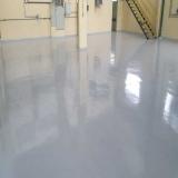 valor de aplicação em resina epóxi para piso Água Funda